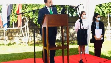 صورة السفير أشرف منير: المكون الثقافى فى العلاقات الدولية بين مصر وشيلى يعد عنصر حاكماً لتطويرها