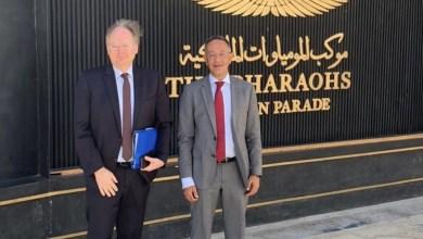 صورة سفير الاتحاد الأوروبى بالقاهرة يفتتح ورشة عمل حول معايير الحفظ والترميم