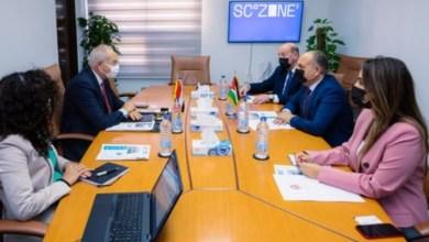 صورة اقتصادية قناة السويس تستقبل سفير الأردن لبحث مجالات التعاون بين البلدين