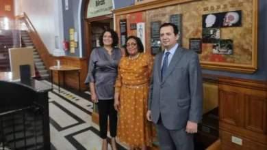 صورة السفارة المصرية فى جنوب أفريقيا تُشيد بمُبادرة أحد المتاحف لإعادة مومياء كاهن مصرى