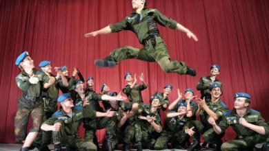 """صورة الأحد المقبل .. المركز الثقافى الروسى ينظم حفلاً لفرقة """"القبعات الزرقاء"""""""