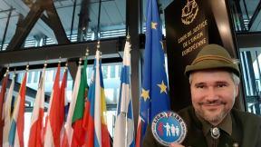 Zastupce ceske strelecke a myslivecke komunity-viceprezident LIGY LIBE Dr. Bohumil Straka 20190305_140801