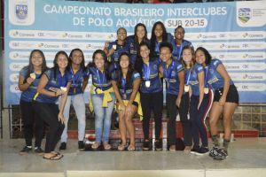 ABDA DOMINA CAMPEONATO BRASILEIRO INTERCLUBES SUB-20 DE POLO AQUÁTICO
