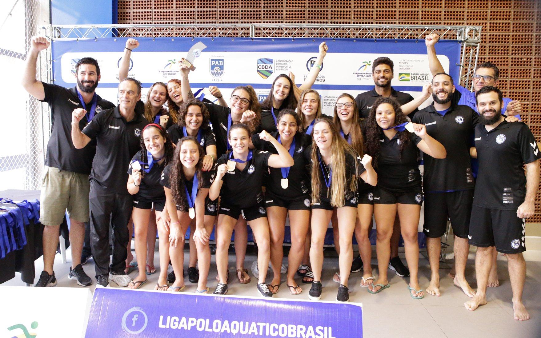 Liga Nacional Feminino Adulto – 2019