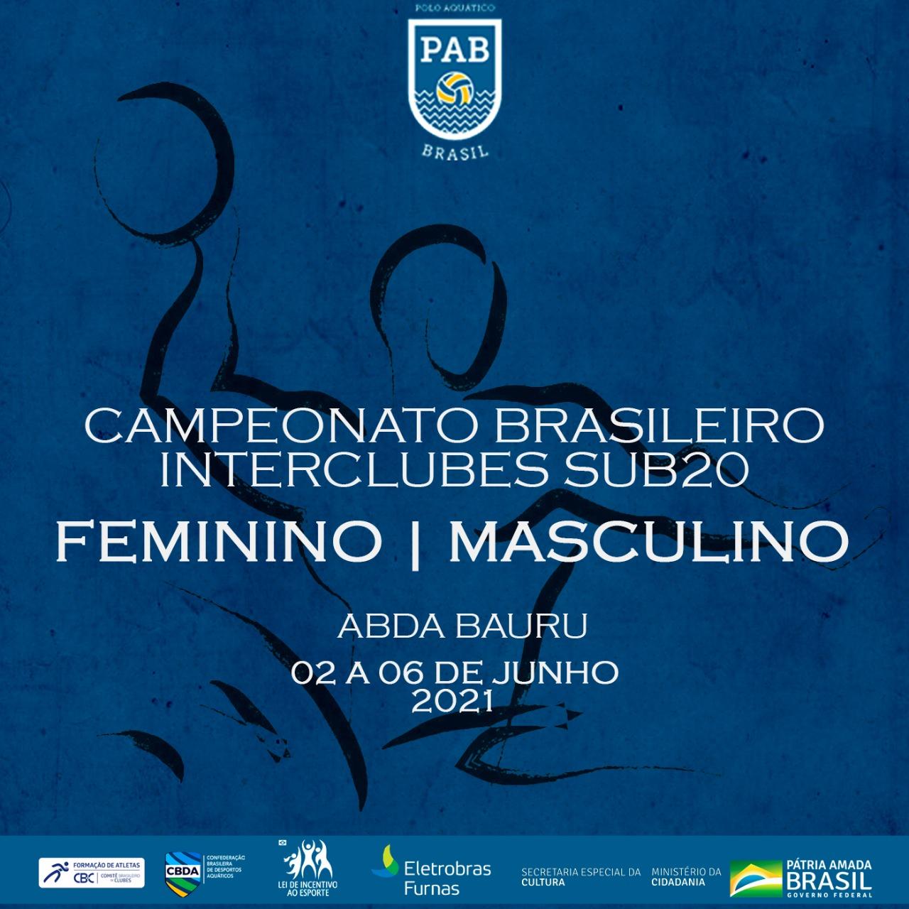 Campeonato Brasileiro Interclubes Sub 20 Masculino - 2021