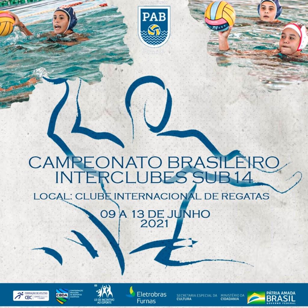 Campeonato Brasileiro Interclubes Sub 14 Feminino - 2021