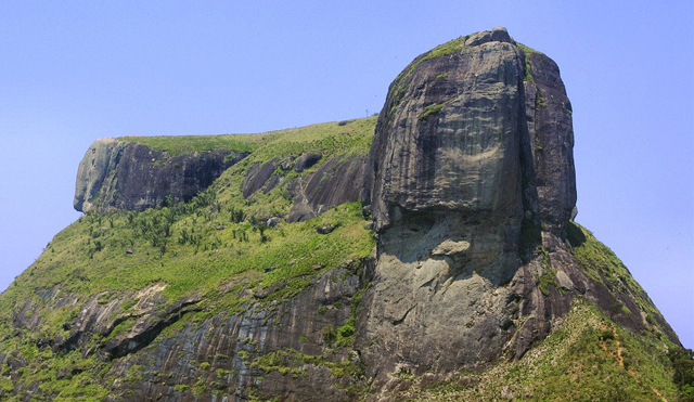 Image result for pedra da gavea