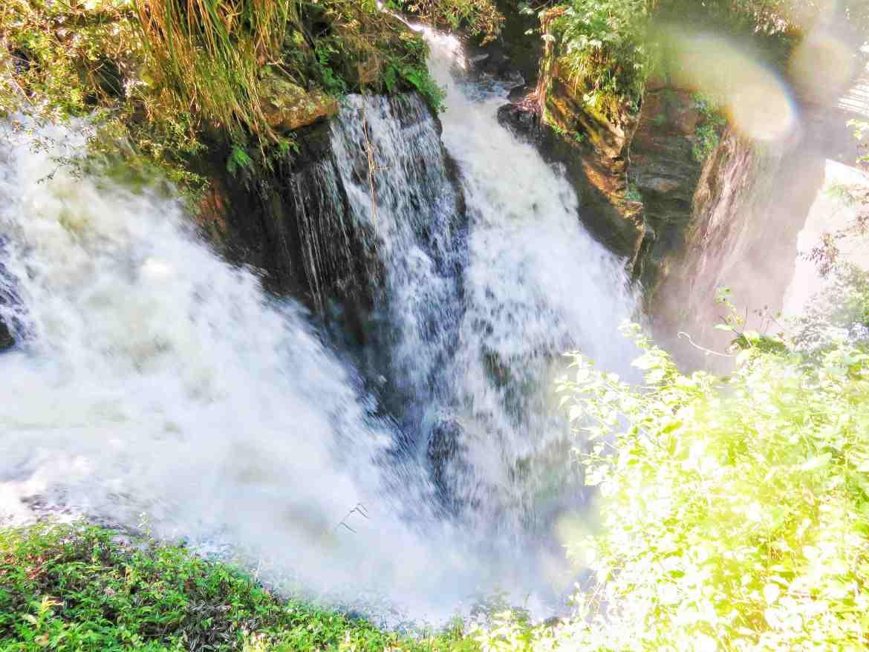 Actividades en las Cataratas de Iguazú: Circuito inferior