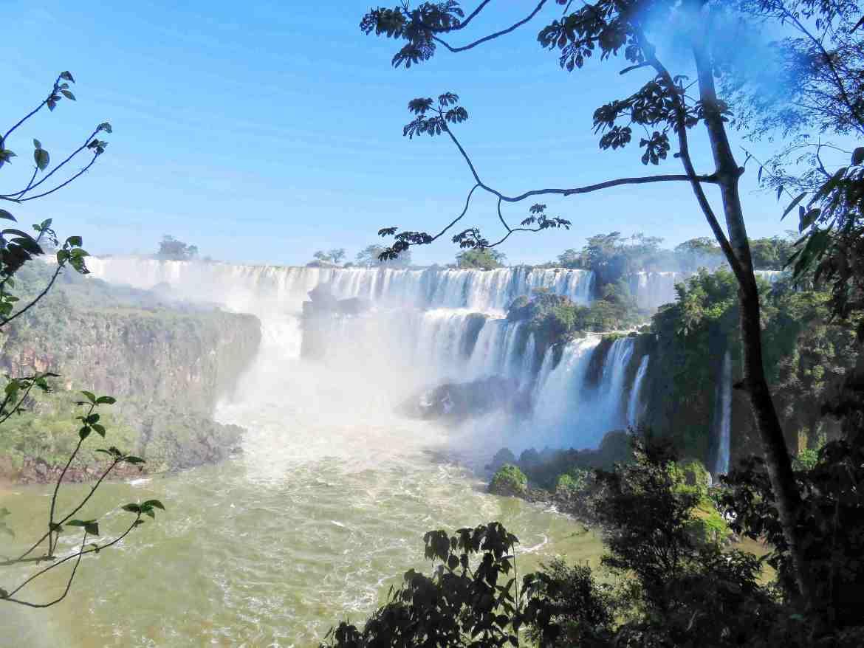 información general para visitar el parque de cataratas de iguazú argentina