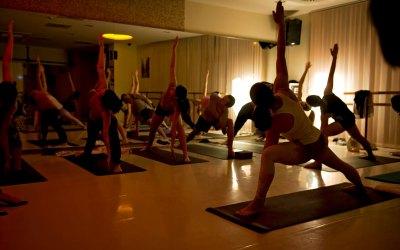 A dinamikus jóga