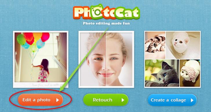 PhotoCat 使い方