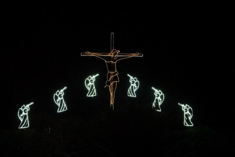 大いなるものを信じ現世良くまみれの宗教団体を否定する01