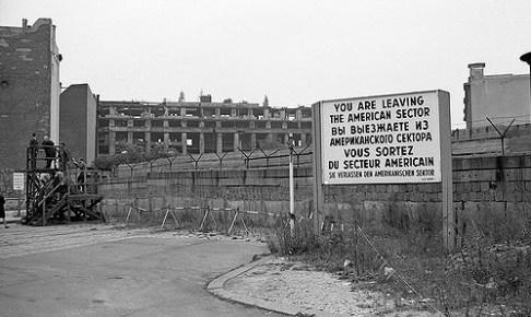 ドイツ統一 ベルリンの壁01