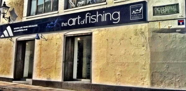 The Art of Fishing Plymouth