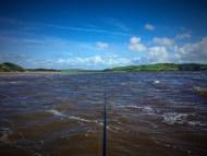 Fishing Welsh Estuary
