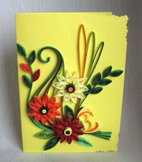 Quilling Easter Cards Felicitari De Paste Smartisor