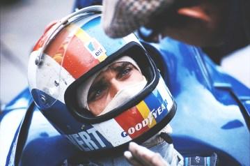 Francois Cevert, German GP Nuerburgring 1973