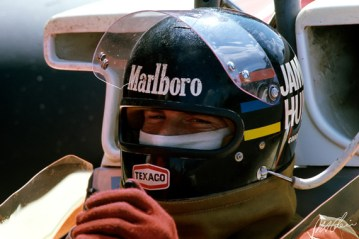 James Hunt - 1976 Bell Star Small Window