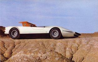 Alfa Romeo P33 Roadster Pininfarina
