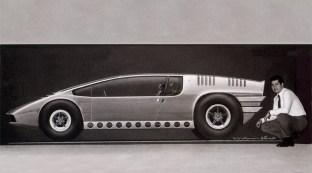 1968 – Bizzarrini Manta Italdesign