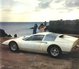 1968 – Ferrari P6 Berlinetta Speciale Pininfarina