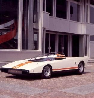 1971 – Alfa Romeo P33 Cuneo Pininfarina