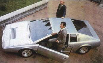 1972 – Lotus Esprit Concept Italdesign