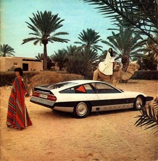 1974 – Ferrari Studio CR 25 Pininfarina