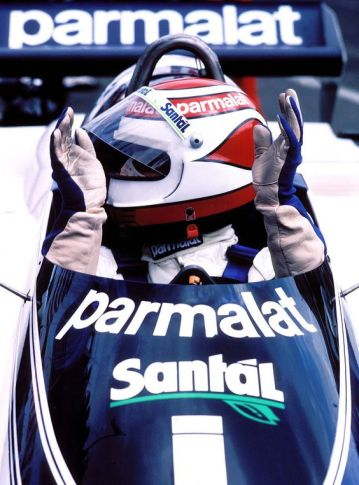 38 - Nelson Piquet