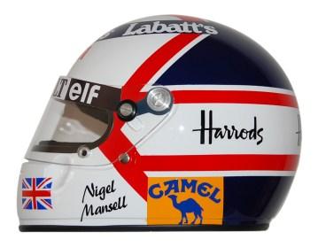 41 - Nigel Mansell - 1992