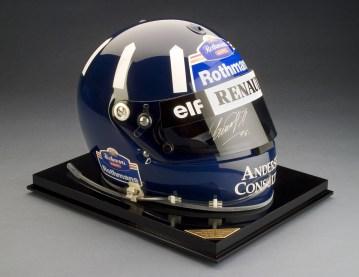 Damon Hill - Championship Helmet Limited Edition