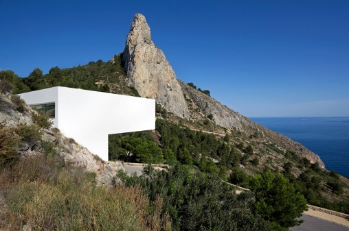 House on the Cliff - Fran Silvestre Arquitectos (11)