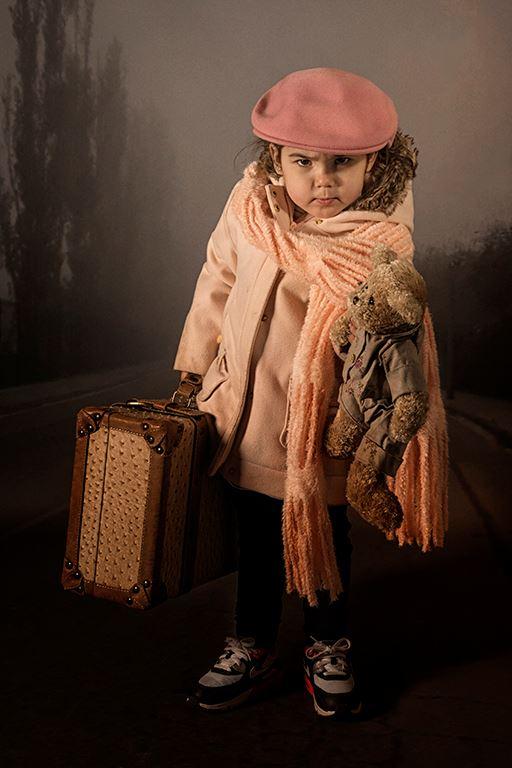 FOTO ninos fotografia infantil CREATIVA 12 Lightangel Pedro J Justicia Santa Coloma Barcelona - Fotografía infantil creativa -