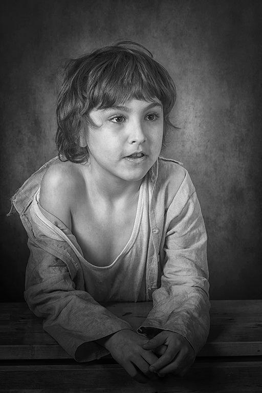 FOTO ninos fotografia infantil CREATIVA 13 Lightangel Pedro J Justicia Santa Coloma Barcelona - Fotografía infantil creativa -