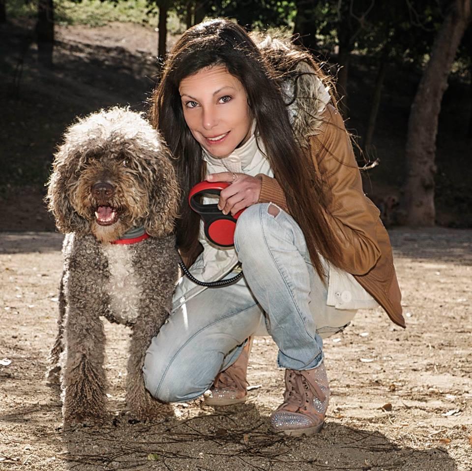 foto mascota 50 lightangel Pedro J Justicia - Album para mascota o con mascota -