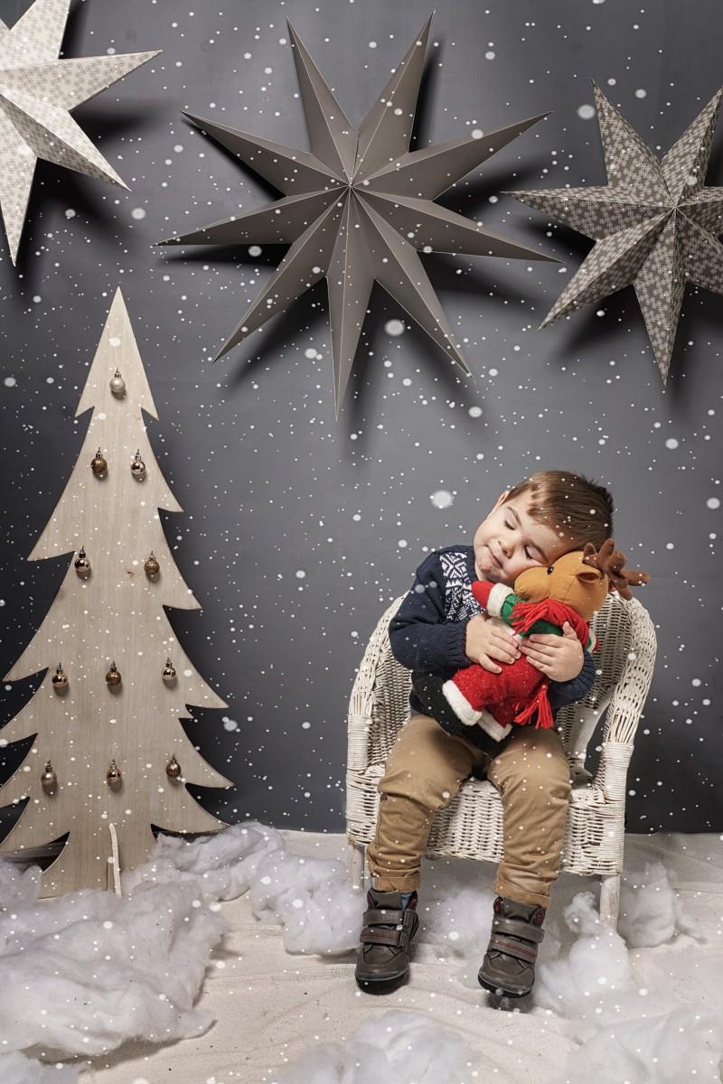 07112018  DSC4920 lightangel fotografia navidena infantil santa coloma de gramenet barcelona - Sesión de fotos de navidad en estudio para niños y para toda la familia -