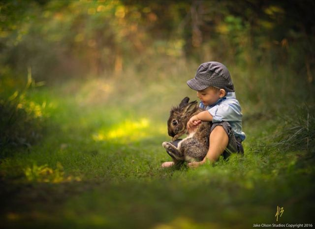 Best Of Friends By Jake Olson Studios