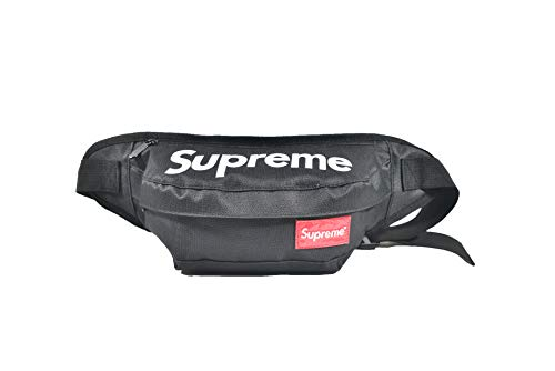 Official Website world-wide free shipping search for best The Mass Supreme Fanny Pack,Supreme Bag (Black) Best Offer -  LightBagTravel.com