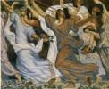 Les Trompettes de la Victiore (1920), Cartoon