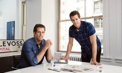 """Stampede Partners with Winklevoss' Twins to Produce """"Bitcoin Billionaires"""""""