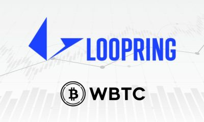 Loopring exchange incorporates Wrapped Bitcoin into its trading options