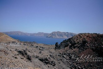 Santorini Greece Volcano Travel Photography