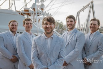 Wrightsville Beach Bluewater Grill Wedding Photography