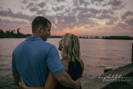 Downtown Wilmington Engagement Photographer