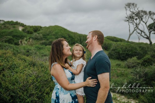 Fort Fisher Family Photography