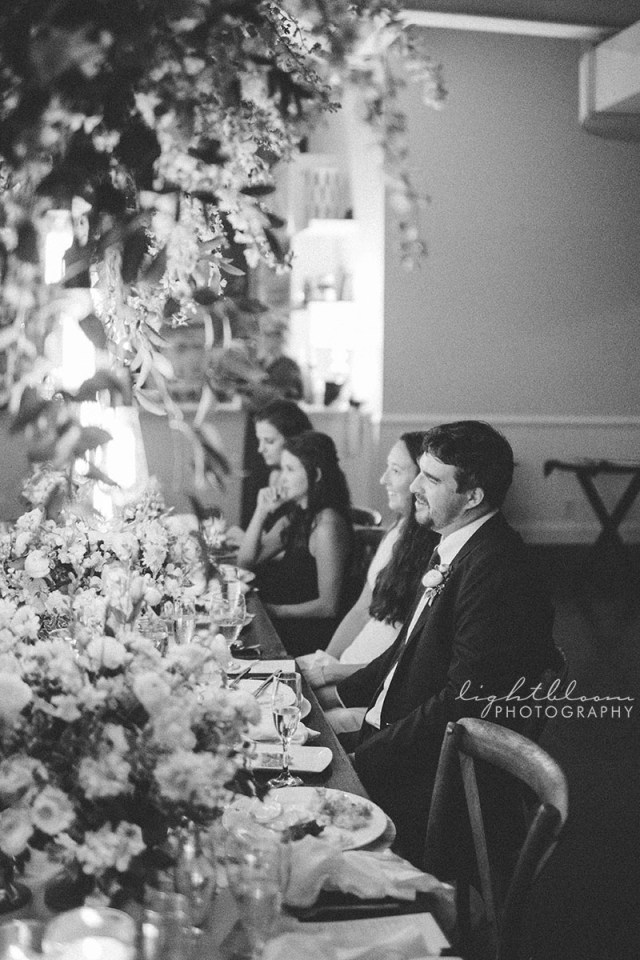 Bakery 105 Downtown Wilmington Wedding Photography