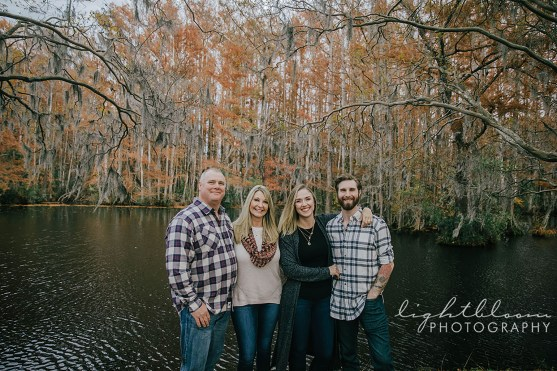 Greenfield Lake Park Family Photographer