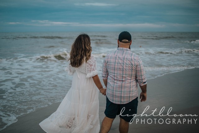 Kure Beach Maternity Photographer