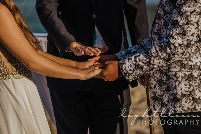 Kure Beach Wedding Photographer
