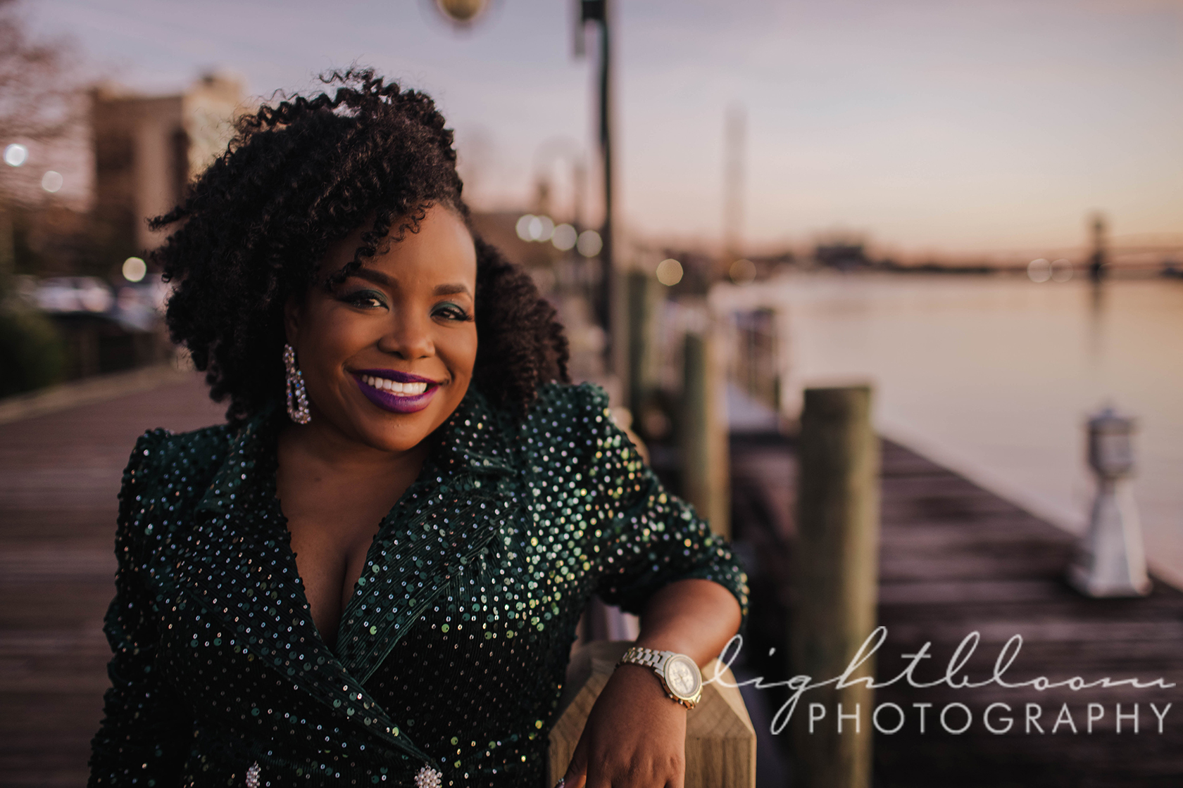 Downtown Wilmington 40th Birthday Photographer